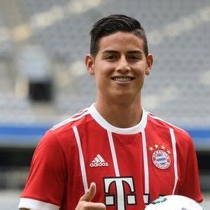 James Rodriguez Biography   Affair, Married, Wife ...