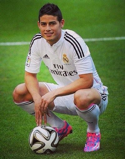 James Rodriguez Favorite Music Color Player Song Hobbies ...
