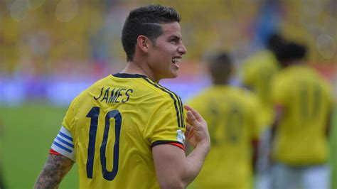 James Rodriguez Goal Colombia Bolivia South America ...