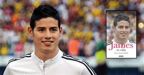 James Rodríguez, su vida