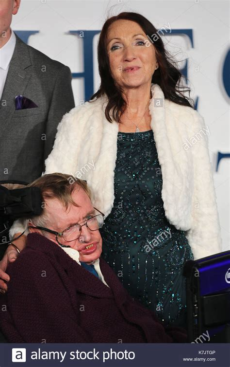 Jane Hawking And Stephen Hawking Stock Photos & Jane ...