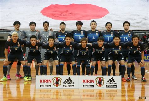 Japan Futsal National Team defeat Colombia again in the ...