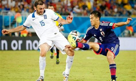 Japón 0 Grecia 0. Mundial Brasil Grupo C   Liga Española ...