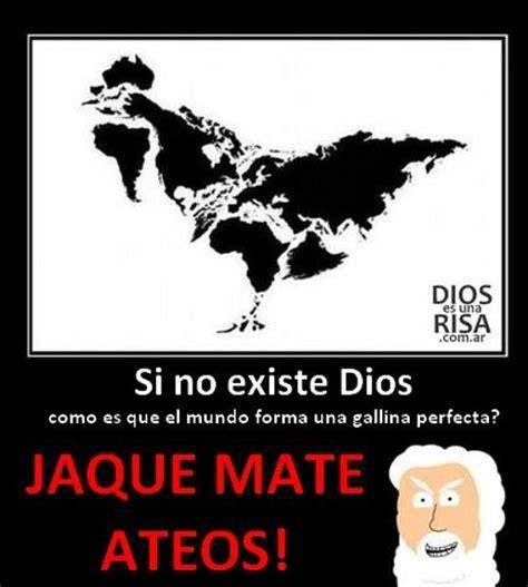 Jaque mate ateos - Humor - Taringa!
