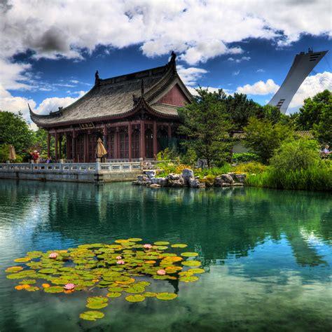 Jardin botanique de Montréal, pour les amoureux de la nature