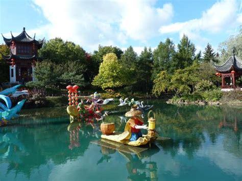Jardin chinois   Photo de Jardin botanique de Montreal ...