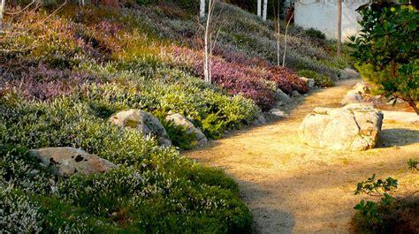 Jardín de brezos en Somosaguas, Madrid : Urquijo Kastner
