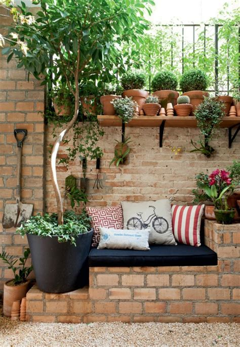 Jardín en macetas y pequeños espacios - Guia de jardin