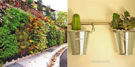 jardin vertical con palets | facilisimo.com