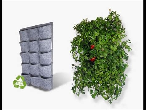 Jardin Vertical montaje. Garden Center online.   YouTube
