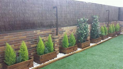 JARDINERAS AL AUTOCLAVE (exterior) - jardineras de madera