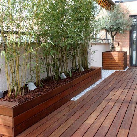 Jardineras de madera, redecora tu jardín con muy poco ...