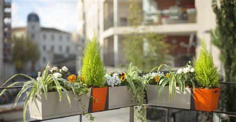 Jardineras y macetas de balcón   Grosfillex