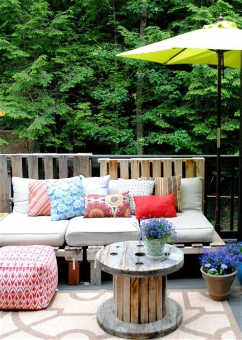 Jardines con encanto de palets – I Love Palets