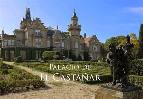 Jardines del Palacio de El Castañar, Toledo   Paisaje Libre