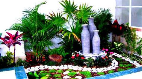 Jardines pequeños | Ideas de como decorar un jardin con ...