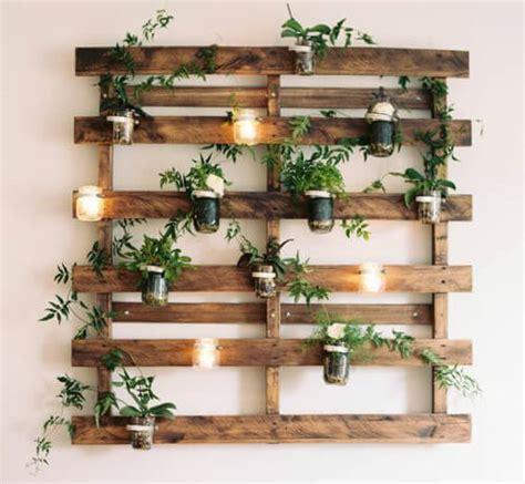 Jardines verticales con palets: Modelos Paso-a-Paso ...