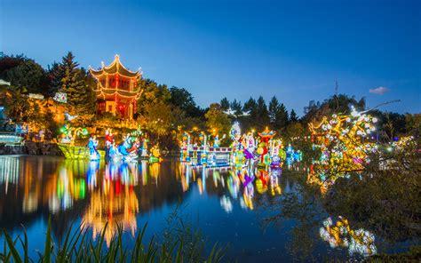 Jardins de lumière au Jardin Botanique | Où trouver à ...