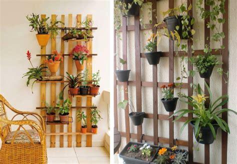 Jardins verticais: 6 ideias baratas e bonitas | Simplichique