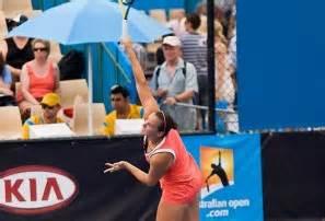 Jarmila Gajdosova vs Simona Halep: 2015 Australian Open ...
