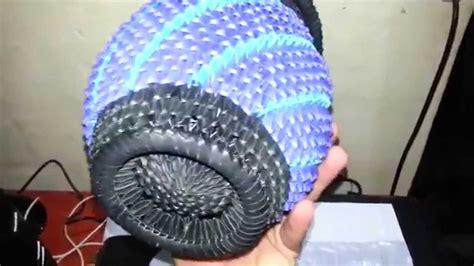 Jarron   Origami 3D   YouTube