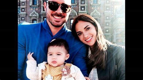 Javi Garcia and his wife and his daughter - YouTube