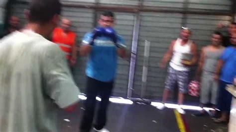 javi garcia roche vs Alexis el destructor!!!!! - YouTube