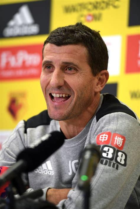 Javi Gracia distances himself from Watford's transfer ...