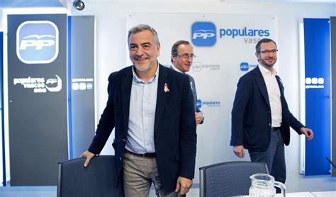 Javier de Andrés, elegido presidente del PP de Álava por ...