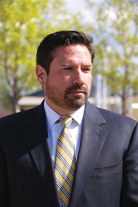 Javier Gonzales, Mayor of Santa Fe -- PASSPORT