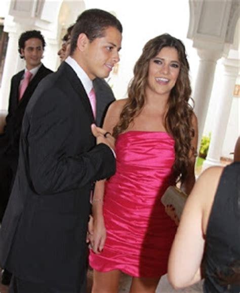 Javier Hernandez Girl Friend's (Lety Sahagun)   Javier ...