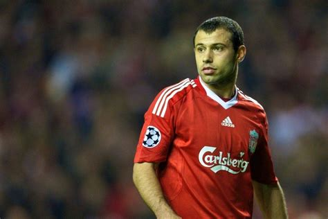 Javier Mascherano: 10 years on from signing, Liverpool ...