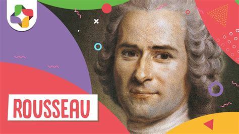 Jean Jacques Rousseau   Filosofía   Educatina   YouTube