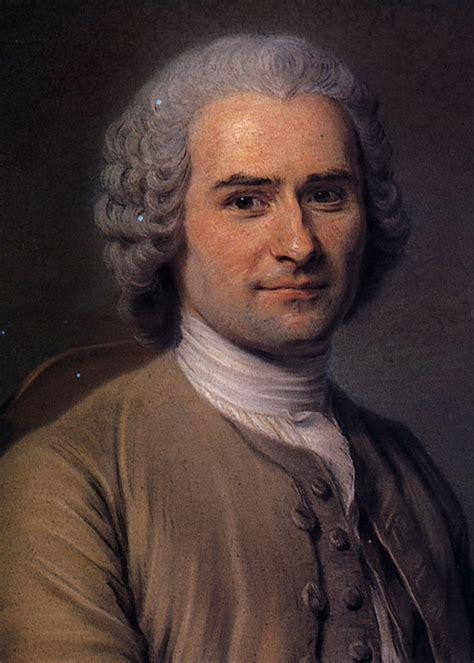 Jean-Jacques Rousseau - Maurice Quentin de La Tour ...
