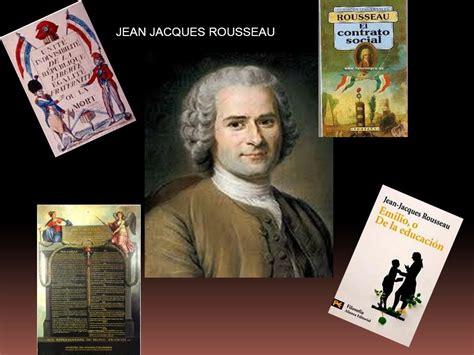 JEAN JACQUES ROUSSEAU.   ppt descargar