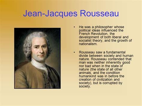 Jean Jacques Rousseau   ppt video online download