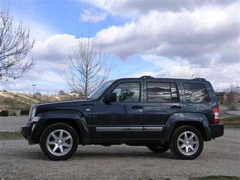 Jeep Cherokee CRD Ltd:picture # 3 , reviews, news, specs ...