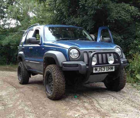 Jeep Cherokee  liberty  CRD 2.5 2003. car for sale