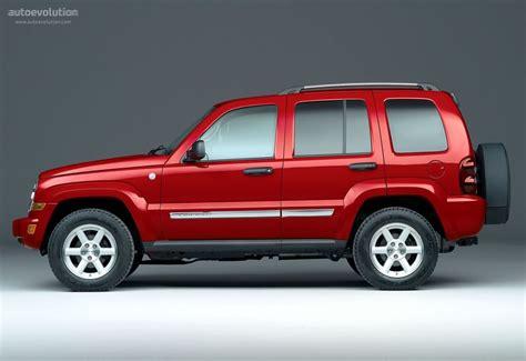 JEEP Cherokee/Liberty specs   2005, 2006, 2007   autoevolution