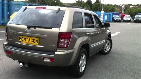 Jeep Grand Cherokee 3.0 Crd Limited 5dr Auto images