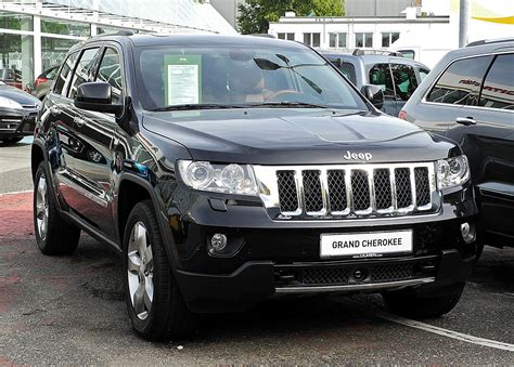 Jeep Grand Cherokee 3.0 CRD technical details, history ...