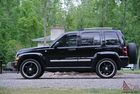 Jeep: Liberty CRD