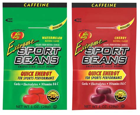Jelly Belly Sport Beans Six Pack