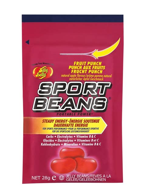 JELLY BELLY SPORTS BEANS - Harris Active Sports B2B Trade ...