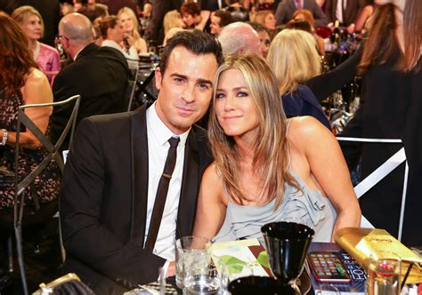 Jennifer Aniston and Justin Theroux s Sweetest Pictures ...