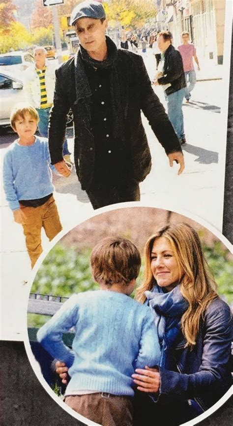 Jennifer Aniston conoce a los hijos de Brad!  InTouch ...
