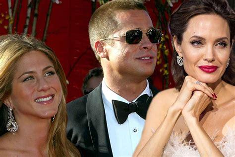 Jennifer Aniston conoció a los hijos de Brad Pitt y puso ...