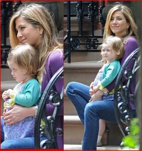 Jennifer Aniston finally a mother   Oh No They Didn t!