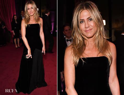 Jennifer Aniston In Schiaparelli Couture - 2018 Golden ...
