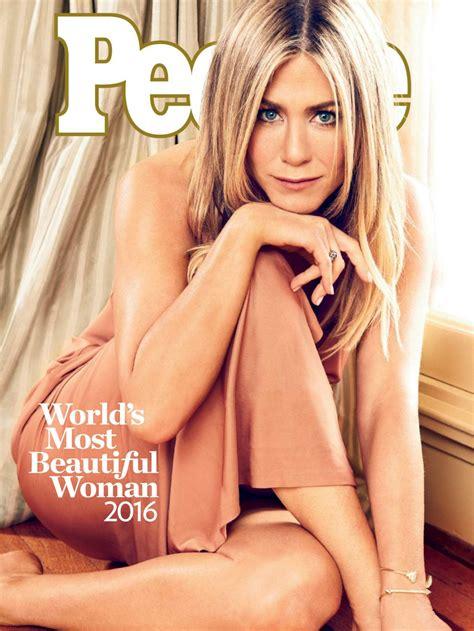 Jennifer Aniston   People Magazine May 2016 Issue